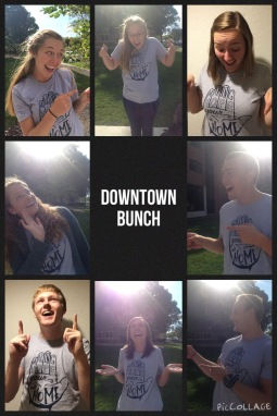 The Downtown Residential Life Staff